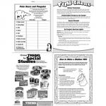 Habitats Learning Chart Combo Pack