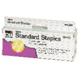 Standard Staples, Box of 5,000