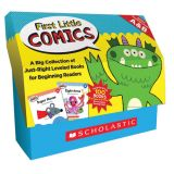 First Little Comics Classroom Set, Levels A & B