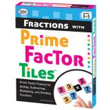Fractions with Prime Factor Tiles™