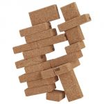 Korxx Eco-Blox, Natural, 140 pieces