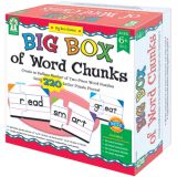 Big Box of Word Chunks