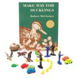 Make Way for Ducklings 3-D Storybook