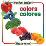 Colors Board Book, Spanish/English Bilingual