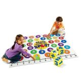 Math Marks the Spot™–A Math Activity Mat