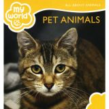 Pet Animals Board Book