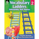 Vocabulary Ladders, Grade 2