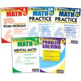 Singapore Math Bundle, Grade 7