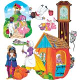 Nursery Rhymes Set 1 Flannelboard Set