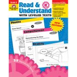 Read & Understand with Leveled Texts, Grade K