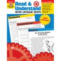 Read & Understand with Leveled Texts, Grade 4