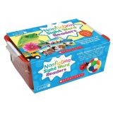 Nonfiction Sight Word Readers Classroom Tub, Level B