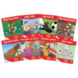 Fantails™ Book Banded Readers, Red Fiction, Levels B-D