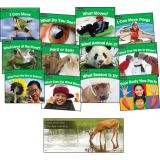 Science Content-Area Leveled Readers, English, 12 titles