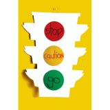 Traffic Light Kit, Pack of 6