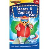 Rock 'N Learn® States & Capitals Rap, Audio CD & Book