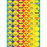 Foam Math Manipulatives, Emoji Counters