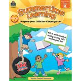 Summertime Learning, Grade K