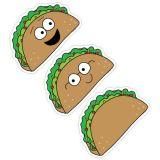 So Much Pun! Let's Taco 'bout… 6 Designer Cut-Outs