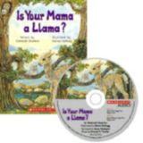 Carry Along Book & CD, Is Your Mama a Llama?