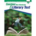 Conquer New Standards: Literary Text, Grade 6