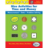 Dice Activities for Time & Money