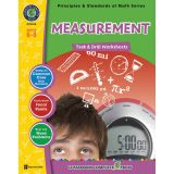 Principles & Standards of Math Task & Drill Worksheets, Measurement, Grades 6-8