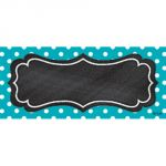 Chalkboard Brights Our Class Birthdays Mini Bulletin Board Set