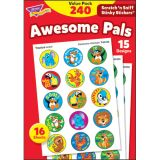 Scratch 'n Sniff Stinky Stickers® Variety Pack, Awesome Pals