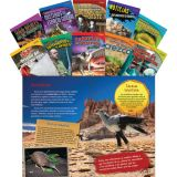 TIME For Kids® Grade 5, Set 2, 10-Book Set, Spanish