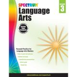 Spectrum® Language Arts, Grade 3