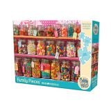Candy Counter Family Pieces 350 pc Puzzle
