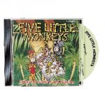 Five Little Monkeys CD