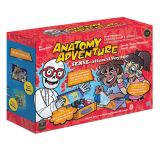 Dr. Bonyfide's Anatomy Adventure Kit, The Five Senses: Sense-ational Voyage