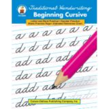 Traditional Handwriting, Beginning Cursive