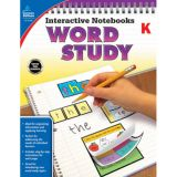 Interactive Notebooks: Word Study, Grade K
