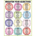 Brighten Your Vocabulary Teaching Poster Set
