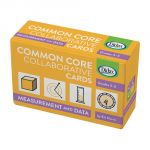 Common Core Collaborative Cards, Measurement and Data, Grades 3-5