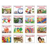 Math Content-Area Sight Word Readers, Spanish, 16 titles