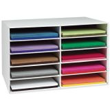 Classroom Keepers® Construction Paper Storage, 12 x 18