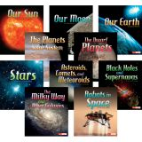 The Solar System and Beyond Book Set, Set of 9