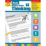 Daily Higher-Order Thinking, Grade 1