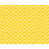 Fadeless® Design Roll, 48 x 50', Yellow Chevron