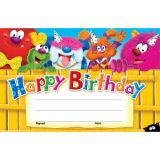 Happy Birthday (Furry Friends®) Recognition Awards