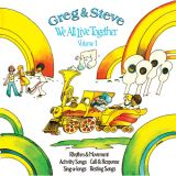 Greg & Steve - We All Live Together CD, Vol. 1