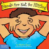 Best Behavior® Board Book: Hands Are Not for Hitting