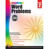 Spectrum® Word Problems, Grade 2