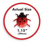 Sensational Math™ Lots of LadyBugs, 75 pieces
