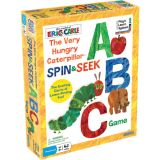 The Very Hungry Caterpillar™ Spin & Seek ABC Game