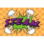 STEM & STEAM Bulletin Board Set